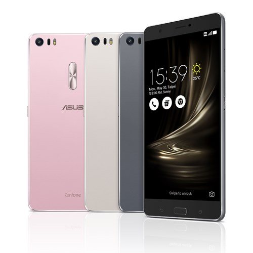 ZenFone 3 Ultra(ZU680KL)画像