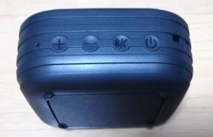 Anker SoundCore Sport ボタン