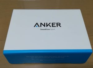 Anker SoundCore Sport 外箱表