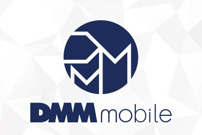 dmm mobile ロゴ